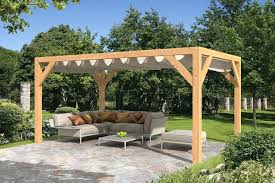 garden shade structure sliding shade awning planed larch sliding shade supporting structure sliding garden awning fastening