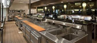 commercial kitchen equipments manufacturer items