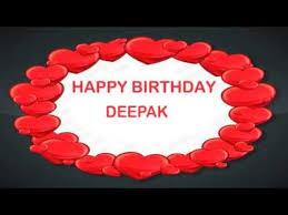 Deepak Happy Birthday Happy Birthday Deepak Happy Birthday Deepak