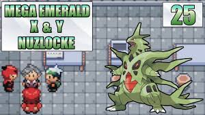 Maxie's Mega Tyranitar - Part 25 - Pokemon Mega Emerald X & Y Nuzlocke -  YouTube