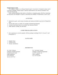 Write Resume Reference On Resume Template 100 How to Write References On A Resume 81