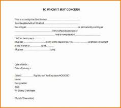 Request Letter For Certificate Of Employment Compensation Sample