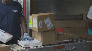 Monday Marks Busiest Shipping Day For Fedex