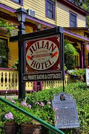 Julian Gold Rush Hotel Bed And Breakfast graph by Alex Morales