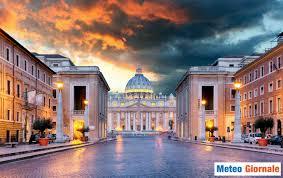 Meteo Roma parecchio variabile, più freddo - CorriereQuotidiano.it - Il  giornale delle Buone Notizie