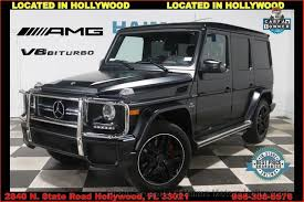 Request a dealer quote or view used cars at msn autos. Used Mercedes Benz G Class For Sale In Miami Fl Cargurus