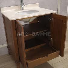 ... Art Bathe Lily 30 Classic Cherry Bathroom Cabinet