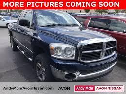 2007 Dodge Ram 1500 SLT for sale Avon IN | Andy Mohr Avon Nissan