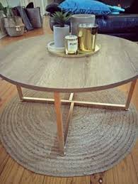 round industrial coffee table. Kmart Hack Industrial Coffee Table Sprayed Gold From Black Xx Round