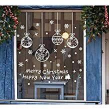 Fensteraufkleber Weihnachten Kinder
