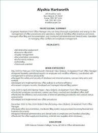 Office Assistant Resume Sample Inspirational Resume Office Assistant