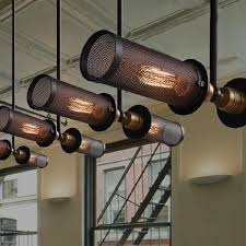 industrial home lighting. Industrial Contemporary Lighting. Heavy Metal Pendant Lighting 10296 M Home L