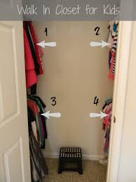 finished convert the kid and spare room closets into walk
