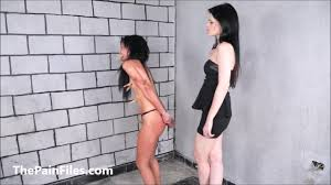 Spanking porn videos goBDSM Latina masochist Pollys extreme lesbian bdsm and hardcore whipping o.