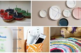 Small Picture 10 Clever DIY Home Decor Crafts with Actual Waste Materials