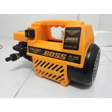 Máy rửa xe áp lực cao BOSS - 3000W (kèm bình tạo bọt tuyết)