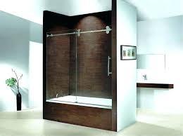 sliding glass shower doors for bathtubs s door bathtub