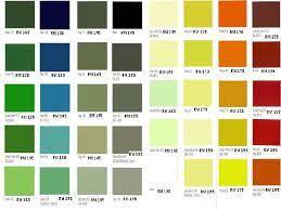 Jotun Paint Color Chart Pdf