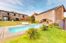 vente maison avec piscine calvados 14