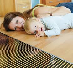 introducing quietwarmth radiant heat for floating floors