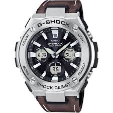 casio watches casio men s g shock g steel leather radio controlled casio watches casio men s g shock g steel leather radio controlled watch