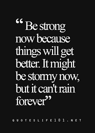 Quotes To Be Strong In Life
