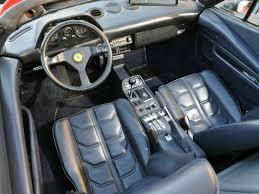 Ferrari 308 Gtb Gts Leather Seat Covers Center Console Leather