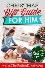 this gift guide has the best gift ideas for every type of guy can