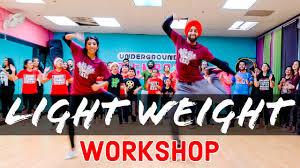Bhangra Empire Light Weight Workshop Featuring Dj Hans