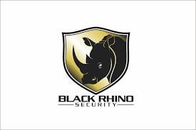 Black Rhino Design Logo Design 168 Black Rhino Security Design Project