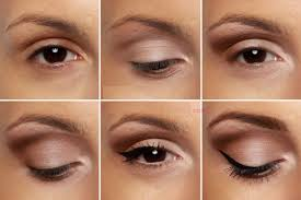 skin makeup and ideas with easy makeup tutorials with how to apply eye makeup for brown