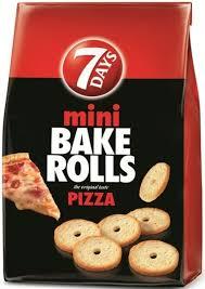 7days Mini Bake Rolls Pizza 80 G Souq Egypt