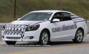 2012 Chevrolet Malibu – Spied   Car and Driver Blog
