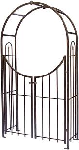 panacea arch top garden arches with