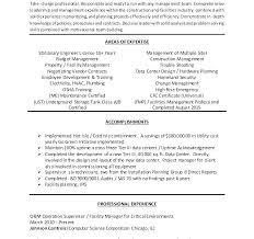 Area Operations Manager Cover Letter Executive Director Resume Cover