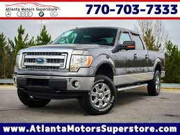 Used 2013 Ford F-150 XLT SuperCrew 6.5-ft. Bed 4WD for Sale in Union ...
