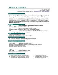 First Time Job Resume Inspirational Resume Examples For First Job