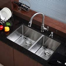 Kitchen  Kitchen Sinks Lowes With Elegant Kitchen Sink Low Water - Low water pressure in kitchen