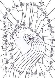Small Picture Coloring Pages The Lords Prayer Coloring Pages Pray Coloring Page