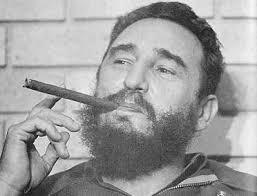תוצאת תמונה עבור פידל קסטרו מעשן