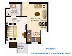 Shining Design 500 Square Foot Apartment Floor Plans 7 Feet Layout