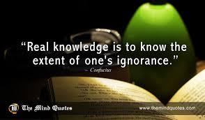 Confucius Quotes New Confucius Quotes On Knowledge And Wisdom Themindquotes