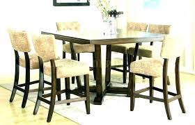 square pub table and chairs square pub table sets kitchen style glass top bar set square pub table with 4 chairs