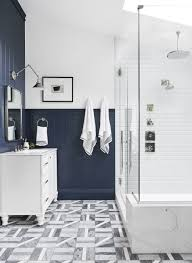 Tile By Design 13 Bathroom Floor Tile Ideas To Give This Small Space Some