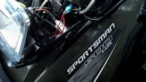 polaris sportsman three headlight mod youtube 2017 Polaris 570 Sp Headlight Wiring Diagram 2017 Polaris 570 Sp Headlight Wiring Diagram #44 Polaris 570 2017 ATV