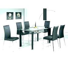glass table dining set glass dining table round dining table for 4 all glass dining table glass table dining set