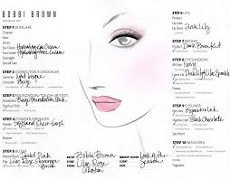 Lilac Rose Face Chart Bobbi Brown Brown Eyeshadow