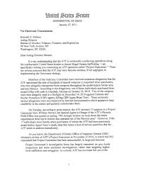 Letter To Chairman Issa Page 1 Nbpc Local 2554 Professional