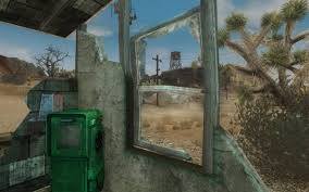 New Vegas Weapon Mod Vending Machine