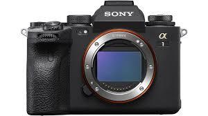 50-megapixel 8K-HDR video Sony A1 ...
